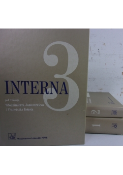 INTERNA Tom 1,2,3