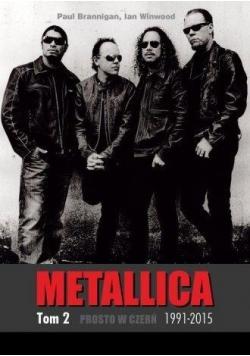 Metallica T2. Prosto w czerń 1991-2015
