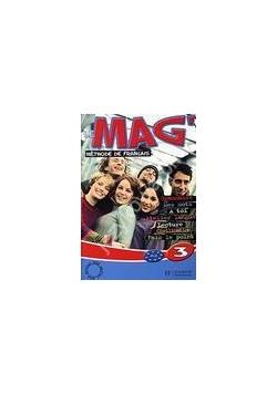 Le Mag' 3 podręcznik HACHETTE