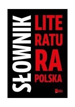 Słownik. Literatura polska