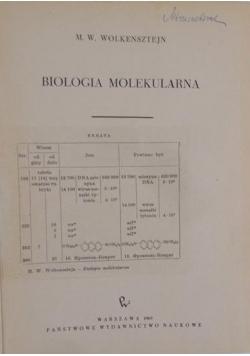 Biologia molekularna