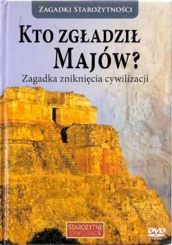 Kto zgładził Majów? Płyta DVD