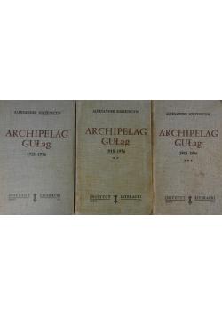 Archipelag GUŁag, tom1-3