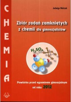 Chemia GIM zbiór zadań zamkniętych od 2012 PODKOWA