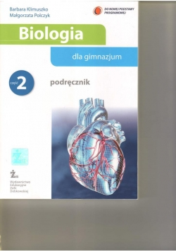 Biologia GIM 2 podr Klimuszko w. 2010 ŻAK