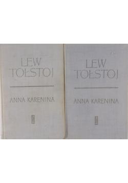 Anna Karenina Tom I-II