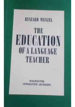 The education of a language teacher