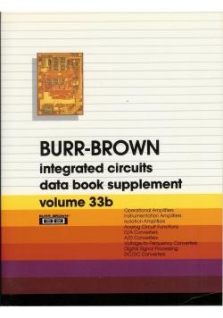 Integrated circuits data book supplement volume 33b