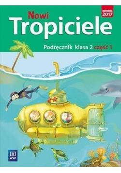 Nowi Tropiciele SP 2 Podręcznik cz.1 WSiP