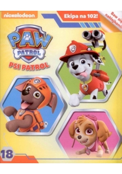 Psi patrol. Ekipa na 102! cz. 18