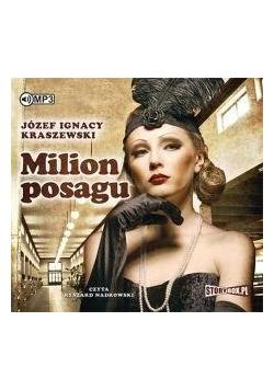 Milion posagu audiobook