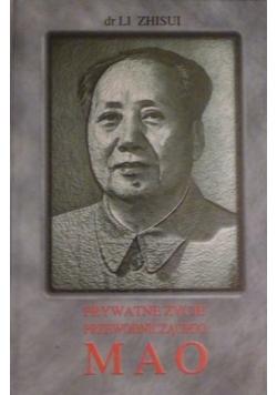 Prywatne życie przewodniczącego Mao