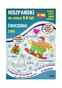 Hiszpański dla dzieci 6-8 lat. Zima w.2018