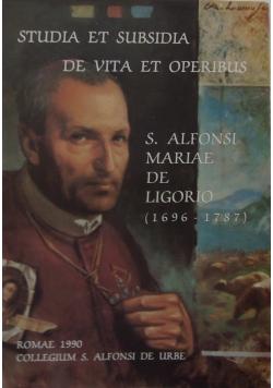 Studia et subsidia de vita et operibus