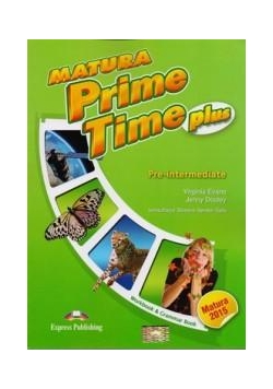 Matura Prime Time PLUS Pre-intermediate WB