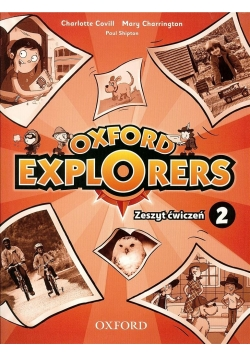 Oxford Explorers 2 WB OXFORD wieloletnie