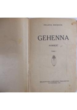 Gehenna, 1921r.