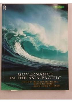 Maidment R., Goldblatt D. - Governance in the Asia - Pacific