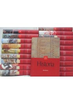 Historia powszechna/ Historia Polski, t. I-XXI
