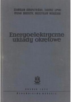 Energoelektryczne układy okrętowe