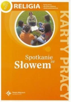 Katechizm SP 7 Spotkanie ze słowem KP w.2017 NPP