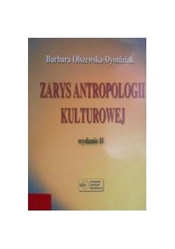 Zarys antropologii kulturowej, wydanie II
