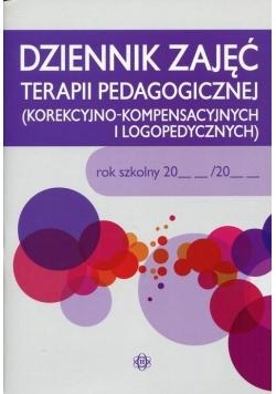 Dziennik zajęć terapii pedagogicznej