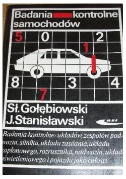 Badania kontrolne samochodów