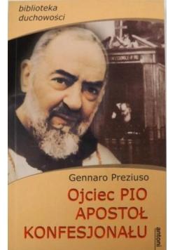 Ojciec Pio apostoł konfesjonału