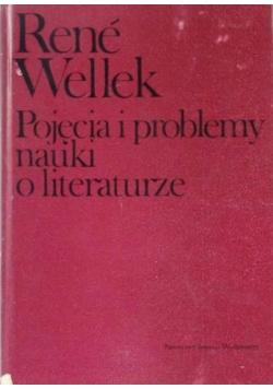 Pojęcia i problemy nauki o literaturze