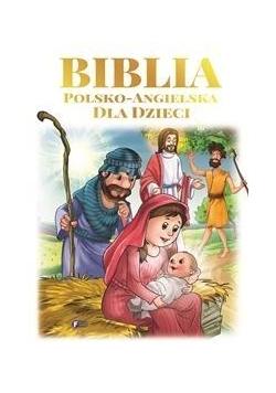 Biblia polsko-angielska dla dzieci FENIX