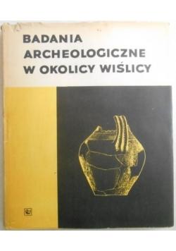 Badania archeologiczne w okolicy Wiślicy