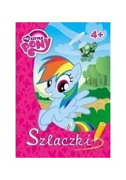 My little pony. Szlaczki