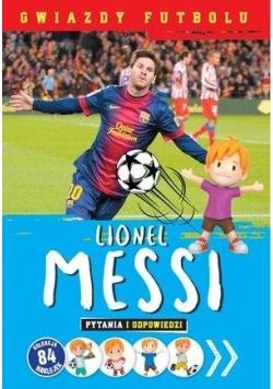 Gwiazdy futbolu: Lionel Messi