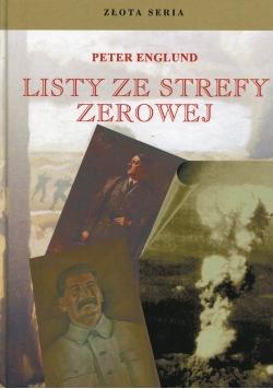 Listy ze strefy zerowej