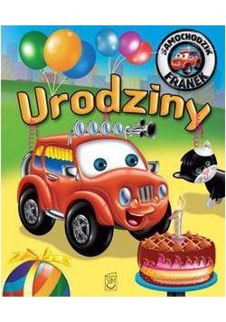 Samochodzik Franek. Urodziny w.2012  SBM