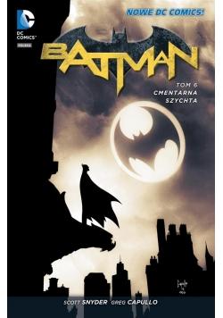 Batman T.6 Cmentarna szychta