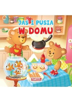 Jaś i Pusia - W domu.