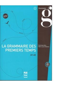 Grammaire des premiers temps książka + MP3 poziom A1-A2