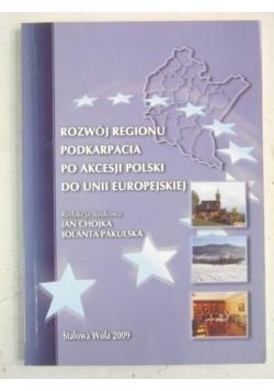 Rozwój regionu Podkarpacia po akcesji Polski do Unii Europejskiej