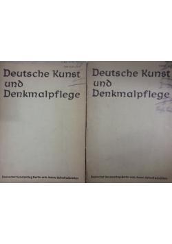 Deutsche Kunst und Denkmalpflege, 1939, 4/5 i 1940/ 41, I/2