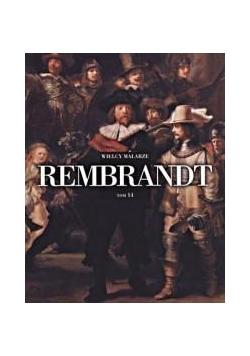 Wielcy malarze T.14 Rembrandt