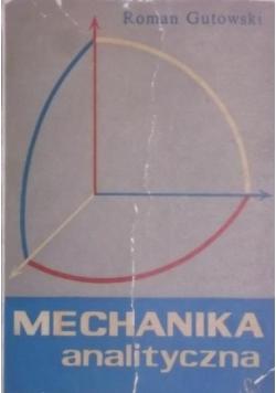 Mechanika analityczna