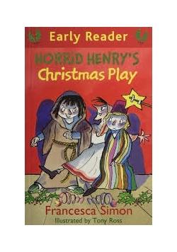 Horrid Henry's Christmas Play