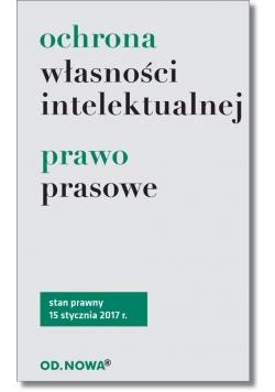 Ochrona własności intelektualnej, prawo prasowe