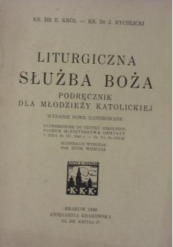 Liturgiczna służba Boża, 1948r.