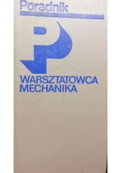 Warsztatowca mechanika