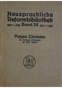 Neusprachliche Reformbibliothek - Band 28, 1922 r.