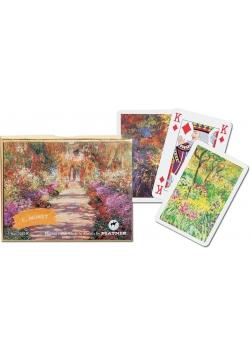 "Karty standard ""Monet 2 talie"" PIATNIK"