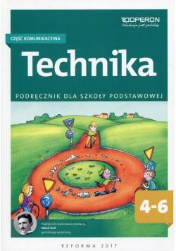 Technika 4-6 Podręcznik Część komunikacyjna